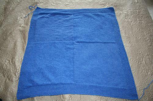 Big Bad Baby Blanket 001